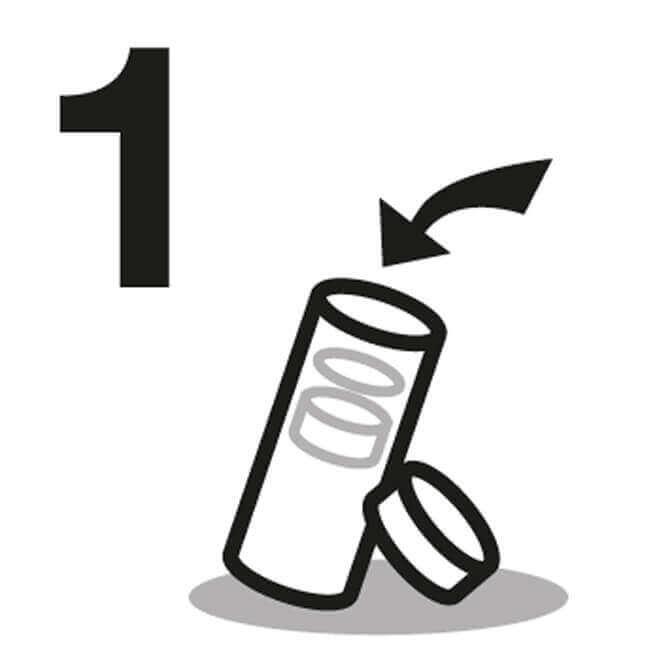 Getränkeflasche Anleitung 1