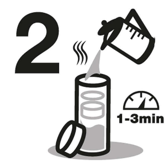 Instrucción de Botella de Bebida 2