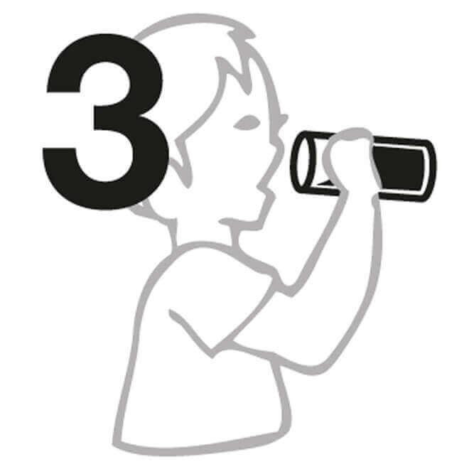 Manuel n° 3 pour Bouteilles pour boissons